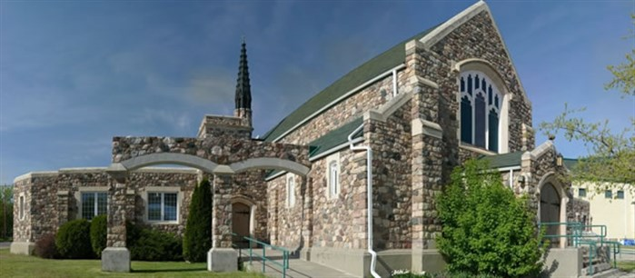 St Matthew Lutheran Church Stony Plain Alberta