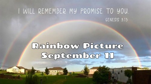 Rainbow Picture Day 2018