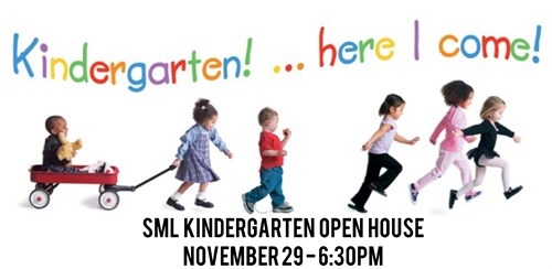 Kinder Open House
