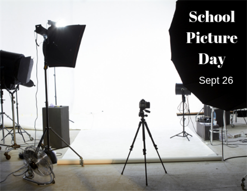 School Picture Day 2019