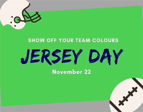 Jersey Day 2019