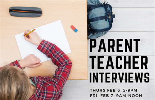 Parent Teacher Interviews 2020