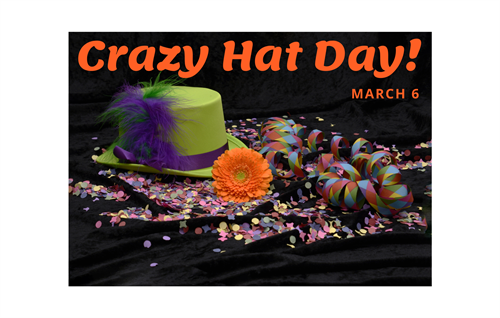 Crazy Hat Day 2020